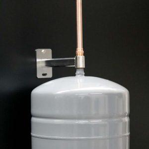 Hydronic heating Base bracket model
